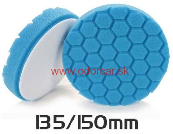 Angelwax Hexcentric Foam pad blue 135/150 mm