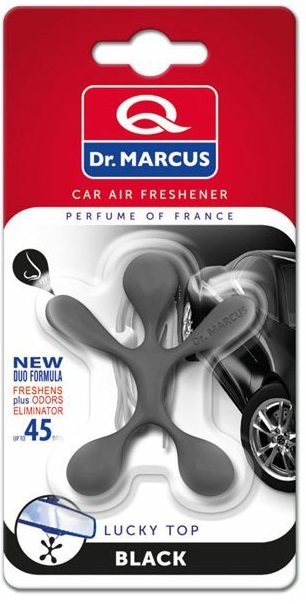 Dr.Marcus - Lucky Top - Black