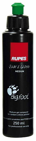 Rupes Quarz Medium brúsna pasta (Stredná) 250ml