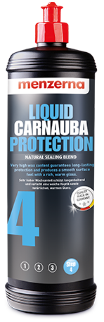 Menzerna Liquid Carnauba Protection - 1000ml