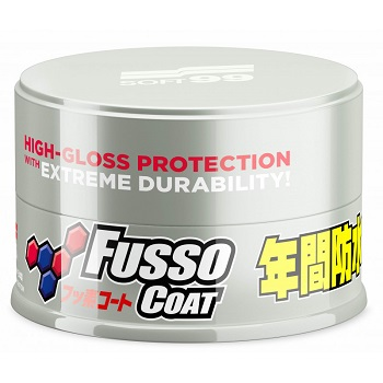 Soft99 NEW Fusso Coat 12 Months Wax Light 200 g