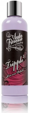 Auto Finesse Tripple All In One Polish 250 ml leštiaca past s karnaubským voskom