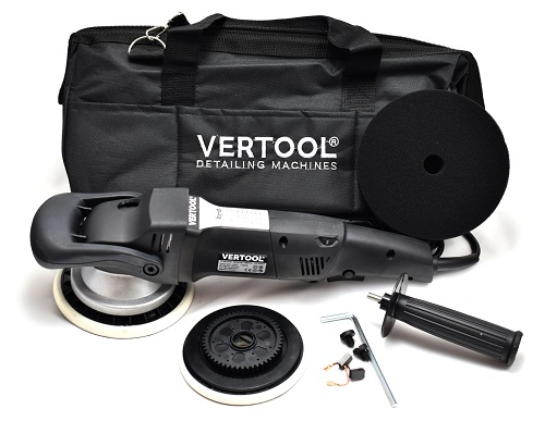 Vertool Force Drive Dual Action Polisher Kit
