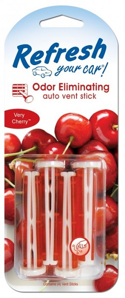 Refresh You Car Vent Sticks - Verry Cherry