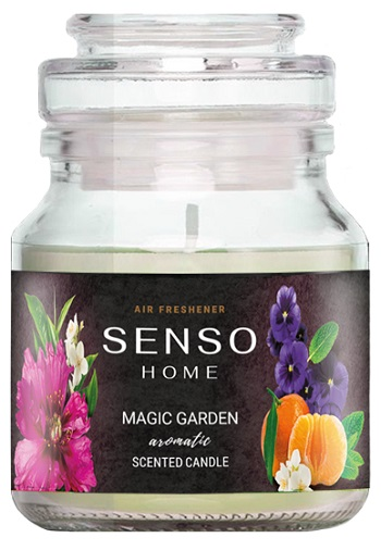 Dr.Marcus Senso Home Scented Candle - Magic Garden 130g