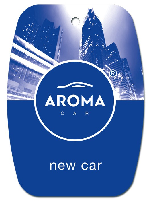 Aroma car CITY - New Car osviežovač vzduchu do automobilu