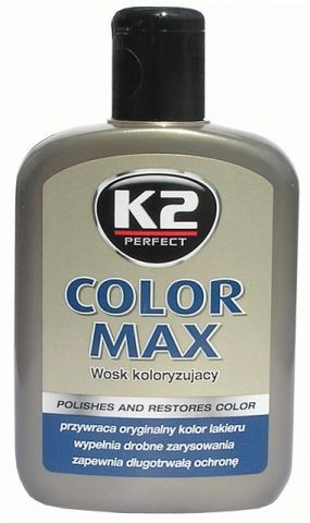 K2 Color Max 200ml Black