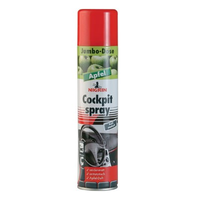 Nigrin Penový Cockpit Spray Apple 400ml