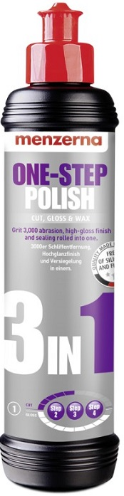 Menzerna One Step Polish 3 v 1 - 250ml