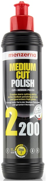 Menzerna Medium Cut 2200 - 1000ml