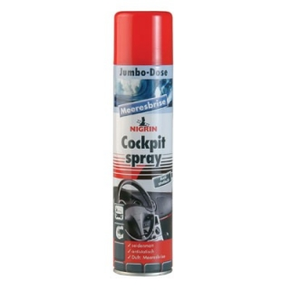 Nigrin Penový Cockpit Spray Ocean 400ml
